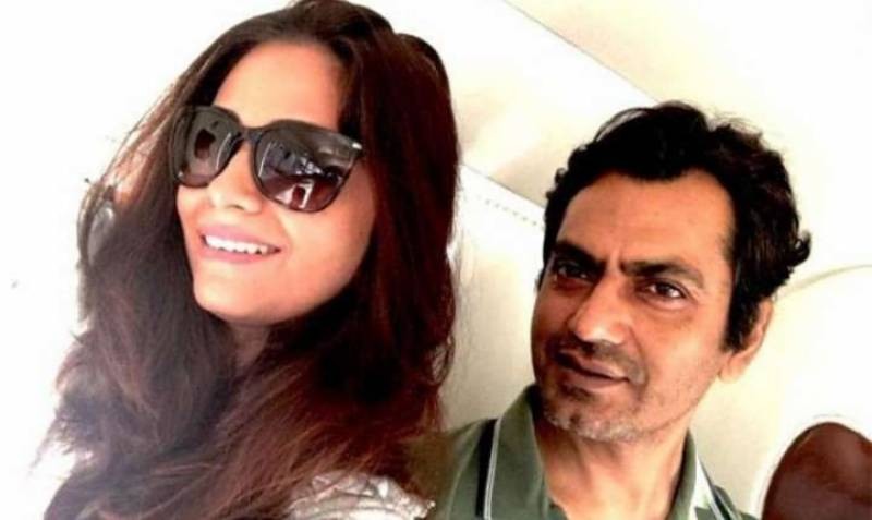Bollywood actor Nawazuddin Siddiqui's wife files for divorce