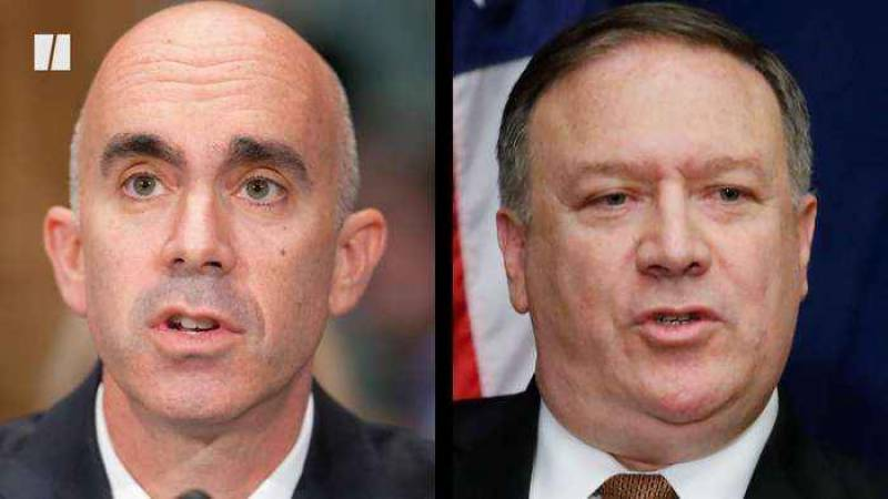 Watchdog fired for undermining State Department's mission: Pompeo