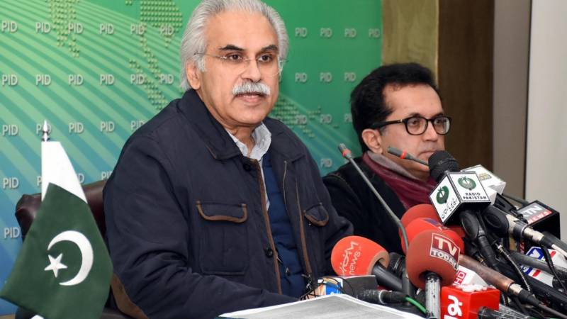 PM clips Zafar Mirza's financial powers