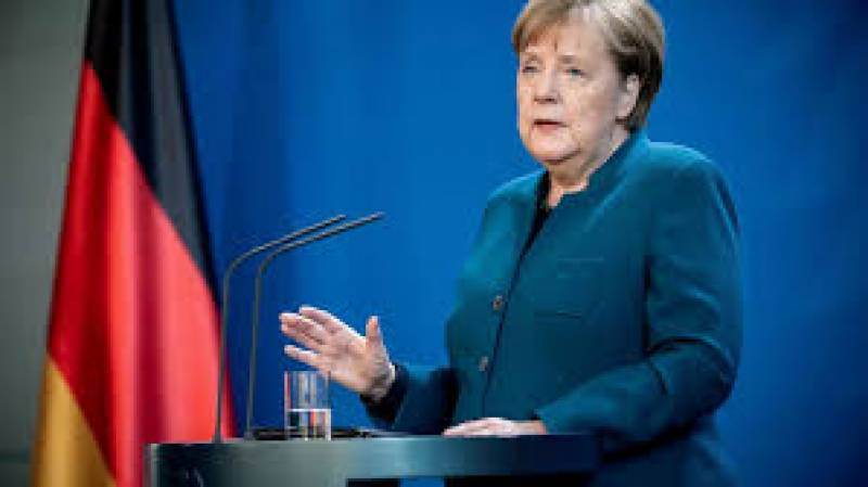 Merkel sees 'further steps' ahead to ease developing countries' debt