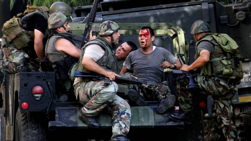 Uproar in Lebanon over hospital army violence video