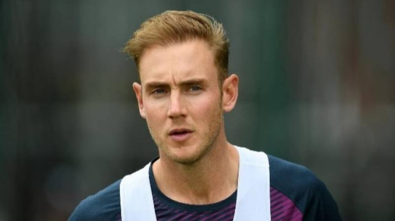 England's Broad gives glimpse into post-lockdown training
