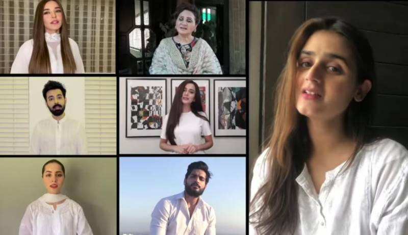 Pakistani celebs pay tribute to unsung heroes