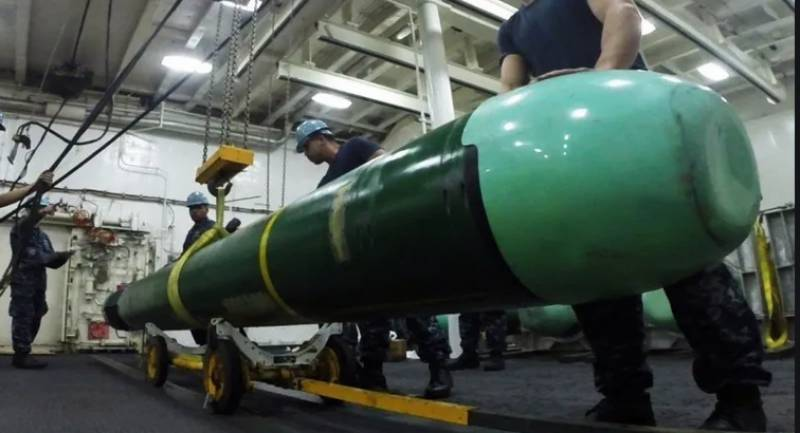 US approves sale of 18 torpedoes to Taiwan