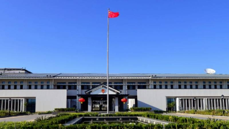 China castigates US reservations about CPEC