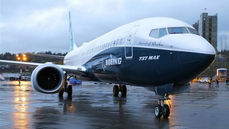 No test flight for Boeing 737 MAX before June