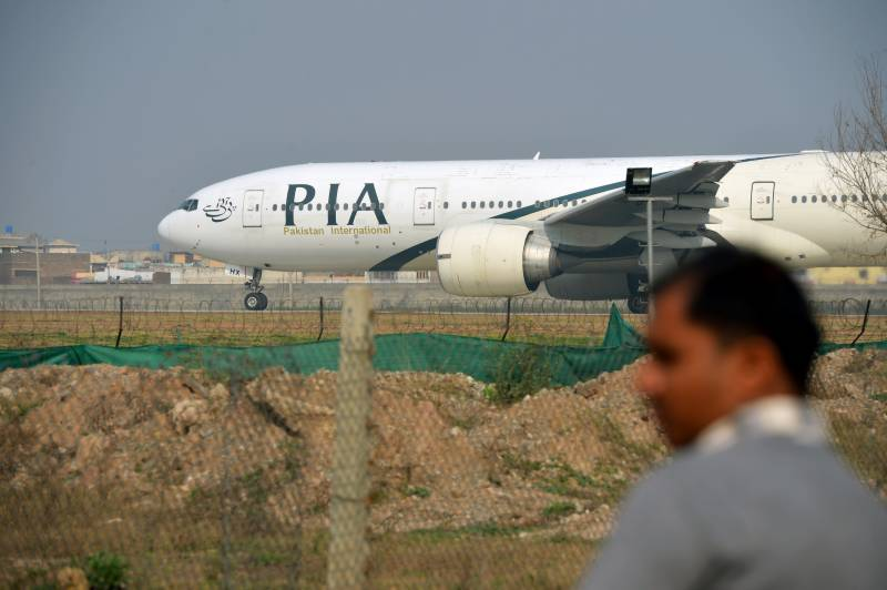 Pakistan's chequered aviation safety record