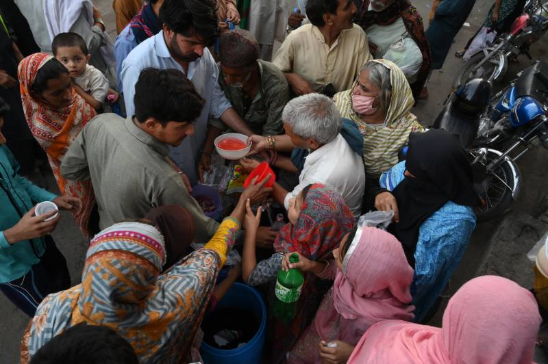 Pakistan records 50 more Covid-19 deaths, cases top 50,000