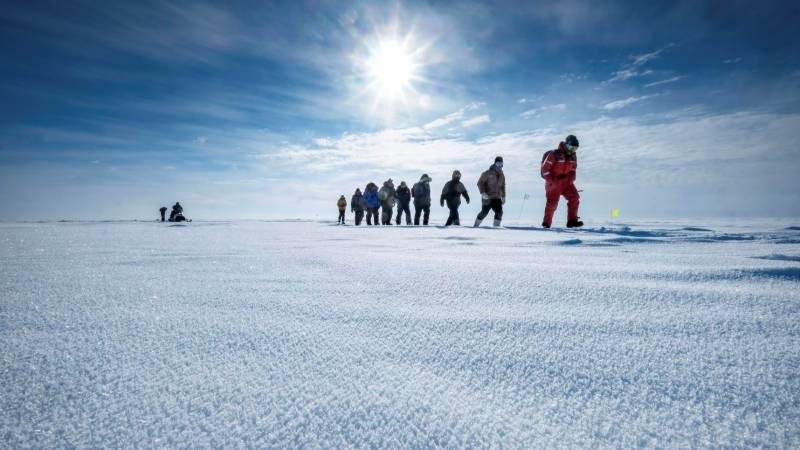 Siberian heatwave, early Greenland ice melt worry researchers