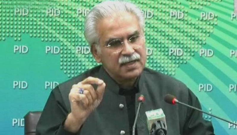 Zafar Mirza hints at reverting to strict lockdown