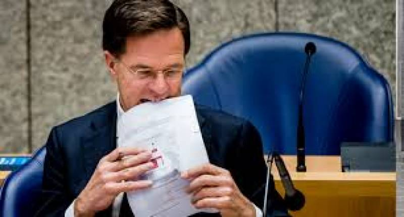 Dutch PM didn't see dying mother due to virus rules