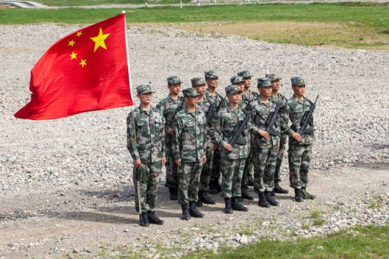 India reeling as China deploys more troops on Ladakh, Sikkim borders