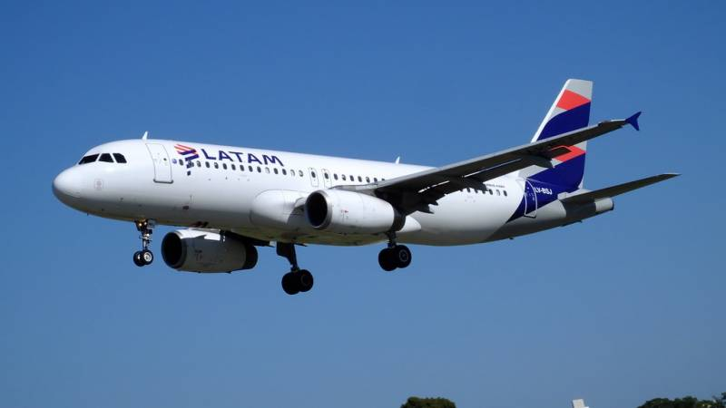 LATAM airline files for bankruptcy in US
