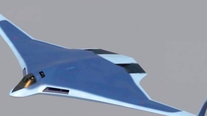 Russia begins building first stealth bomber