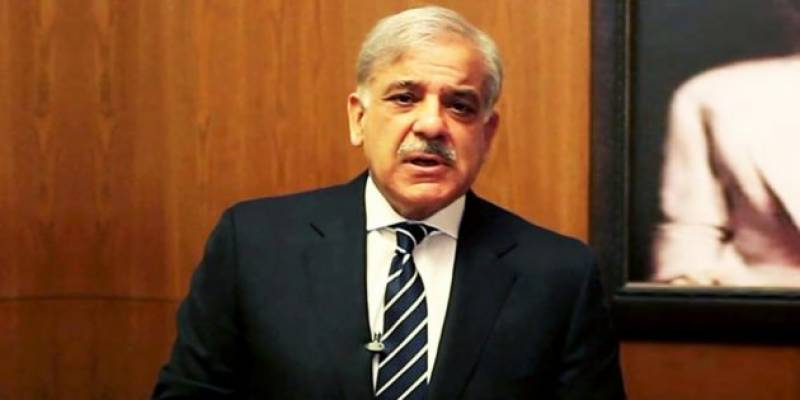 Shehbaz blames govt strategy for spike in Covid-19 cases