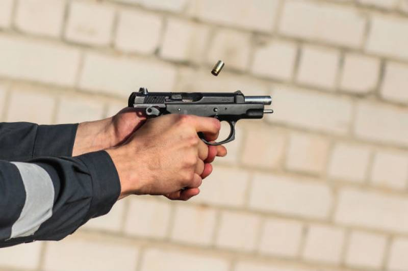 Tipsy accused guns down rival, three passes-by in Pishin