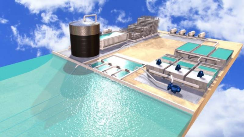 Israel picks local firm over Chinese for desalination plant