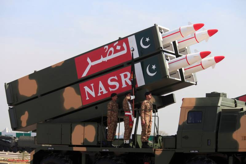 Why Pakistan's nuclear deterrence not seen anywhere?