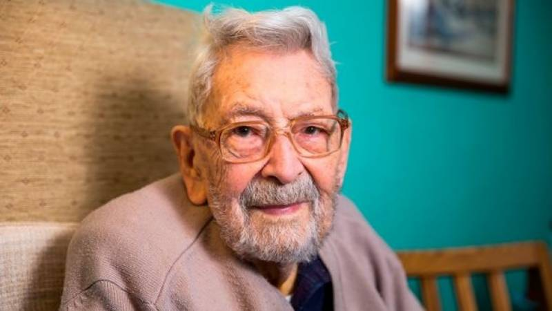 World's officially oldest man dies in UK aged 112