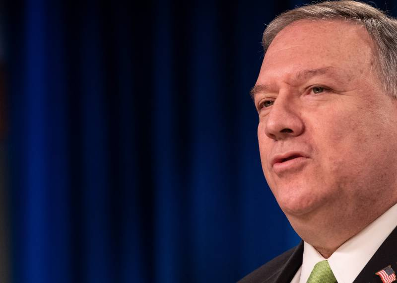Pompeo says Trump to act on 'spy' Chinese students