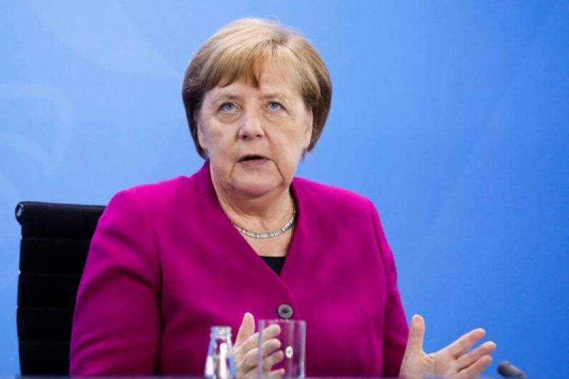 Merkel a 'no' for Trump's in-person G7 summit