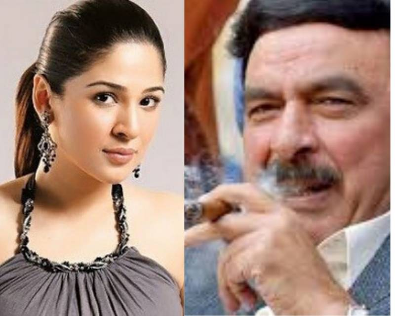 Sh Rashid pours cold water on Ayesha Omar's marriage 'proposal'