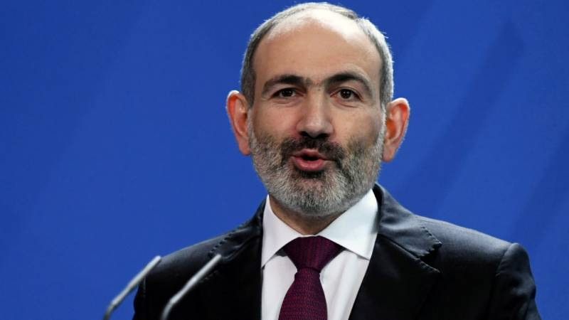 Armenian PM tests positive for virus as cases surge