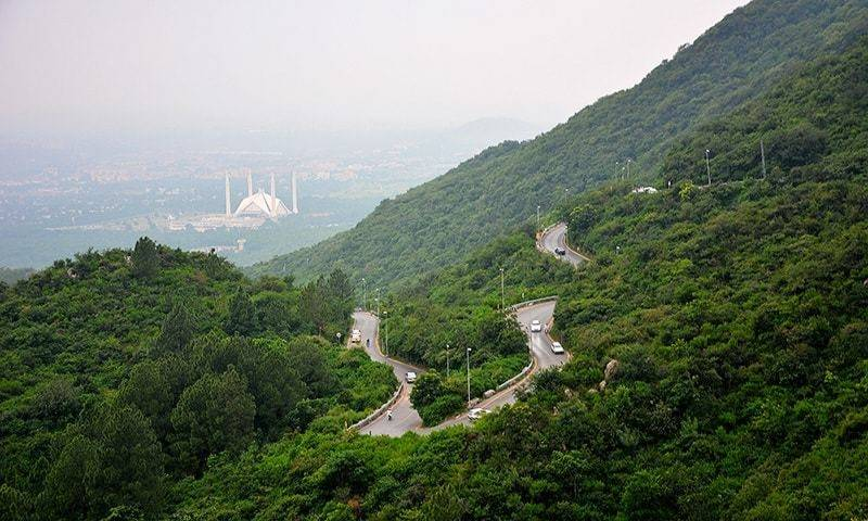 Crushing at Margalla Hills can't be allowed: CJP