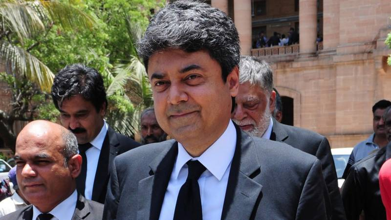Law Minister resigns to represent govt in Justice Qazi Faez Isa case