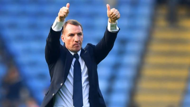Rodgers reveals family snub over Celtic exit