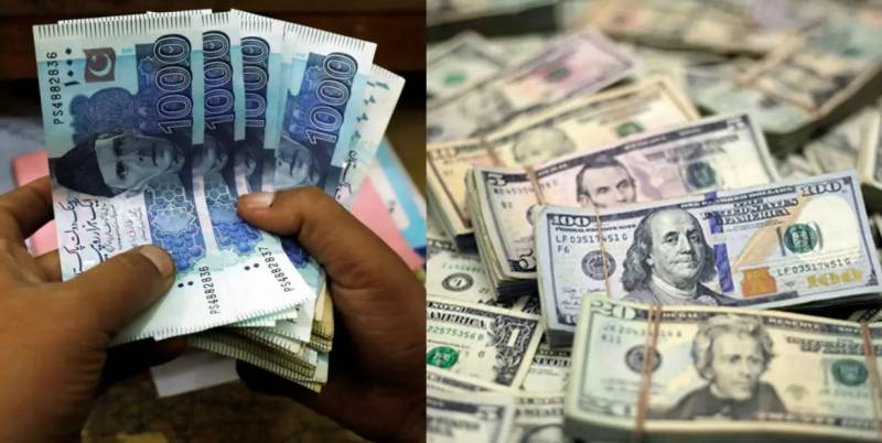 Dollar up by Rs3.97 in four days, Rs437b increase in external debt