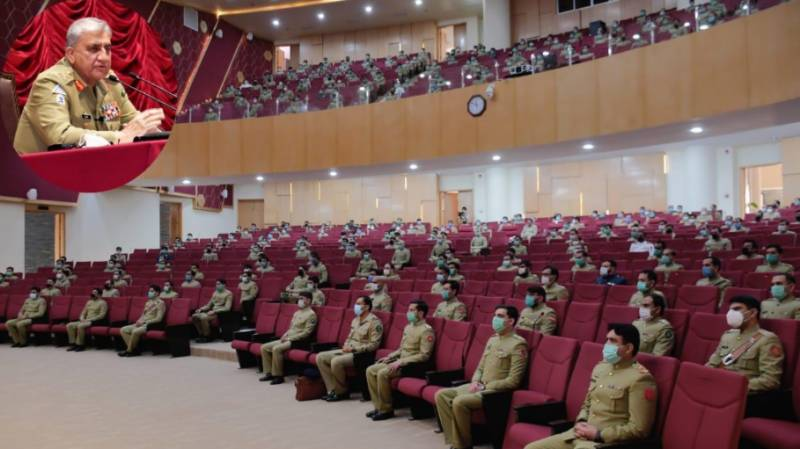 Durable peace linked to resolution of disputes, says COAS Bajwa
