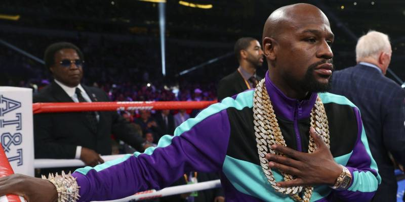Ex-champ Mayweather to pay for Floyd funeral: report