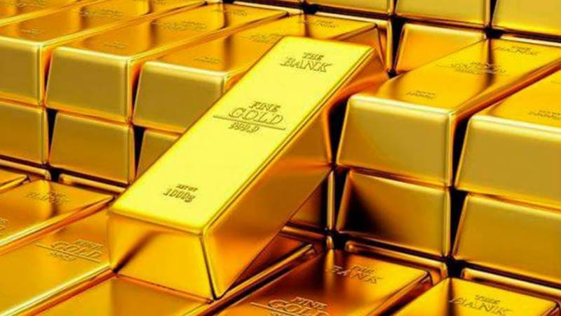 Gold prices continue upward trend