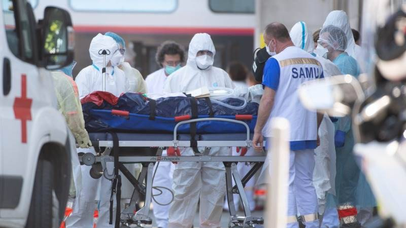 Spain records no virus deaths for second day running