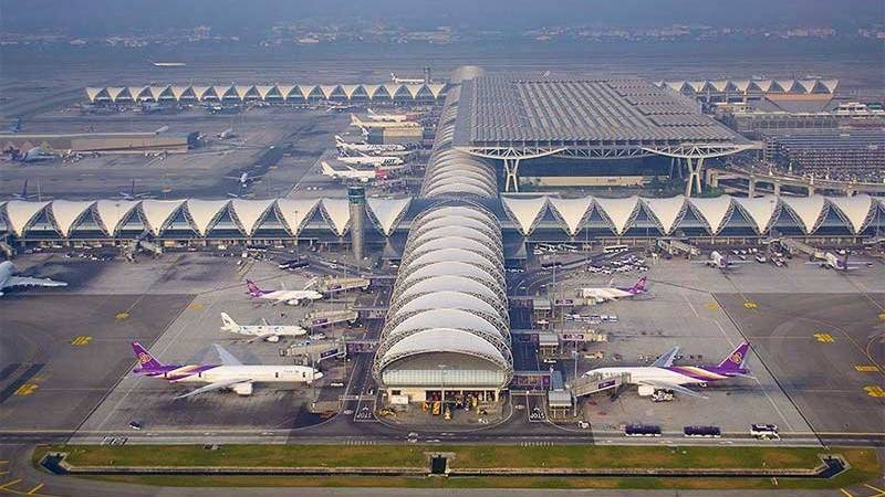 Thailand approves $9 bn airport project by Bangkok's skytrain operator