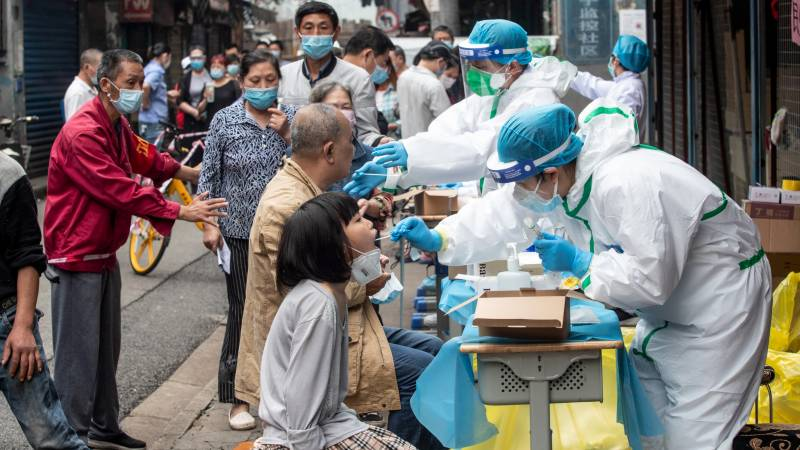 Wuhan tests nearly 10 million people, finds only 300 infections