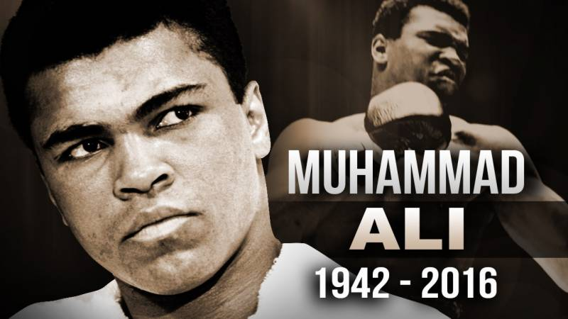 Boxing champ Muhammad Ali remembered on his 4th death-anniversary