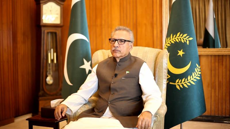 COVID-19 tally may hit 2 million in Lahore alone, fears President Alvi