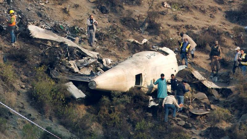 PIA, CAA all set to shift blame for plane crash on pilot