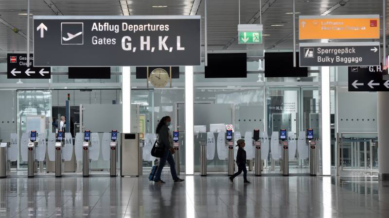 Germany to lift travel warning for Europe from June 15