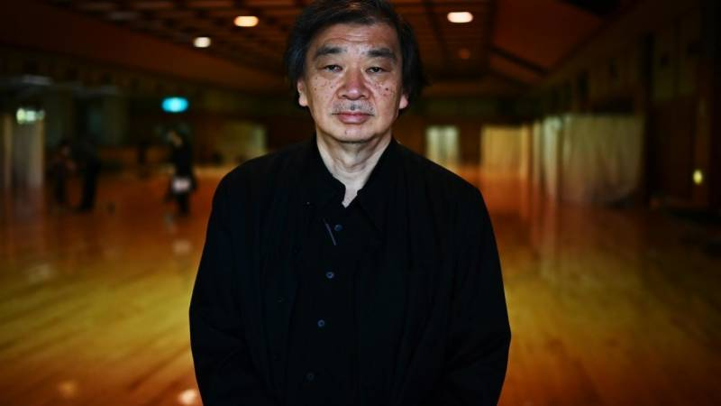 Japan architect Ban urges virus-safe shelters