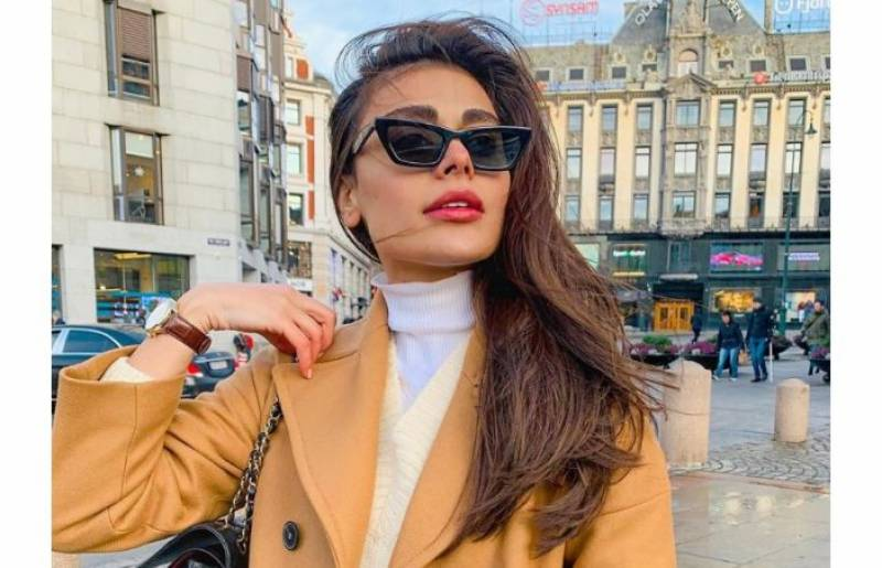 Old Sadaf Kanwal video throws light on her marriage plans