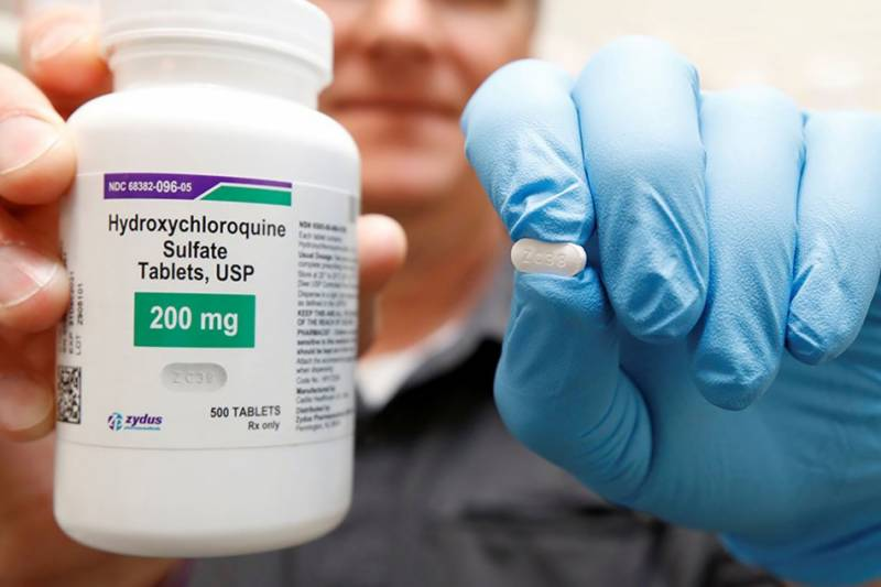 Authors pull study flagging hydroxychloroquine risks
