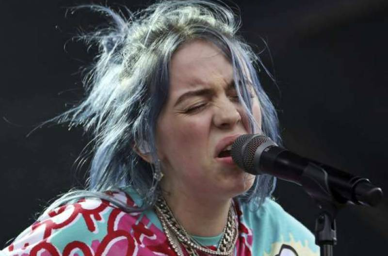 Billie Eilish: I'm not attracted to people anymore