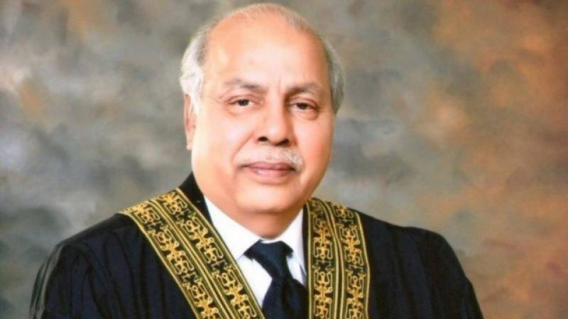 An Open Letter to Chief Justice of Pakistan