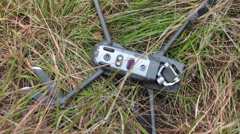 Pakistan Army shoots down another Indian spy drone along LoC