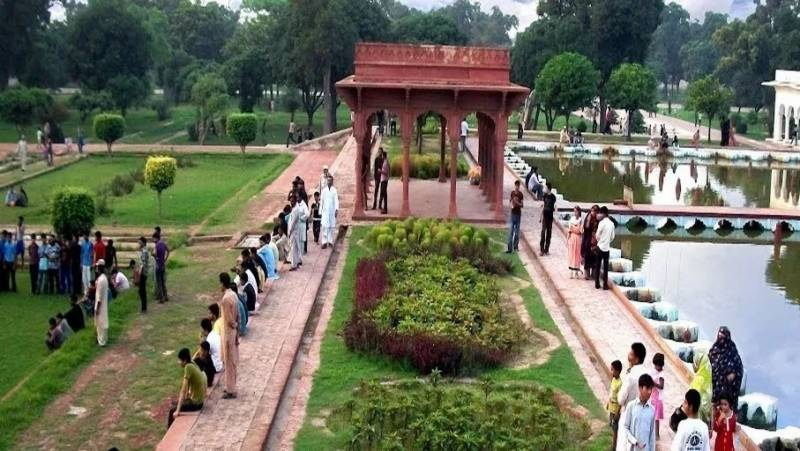 Public parks in Lahore reopen after 75-day closure
