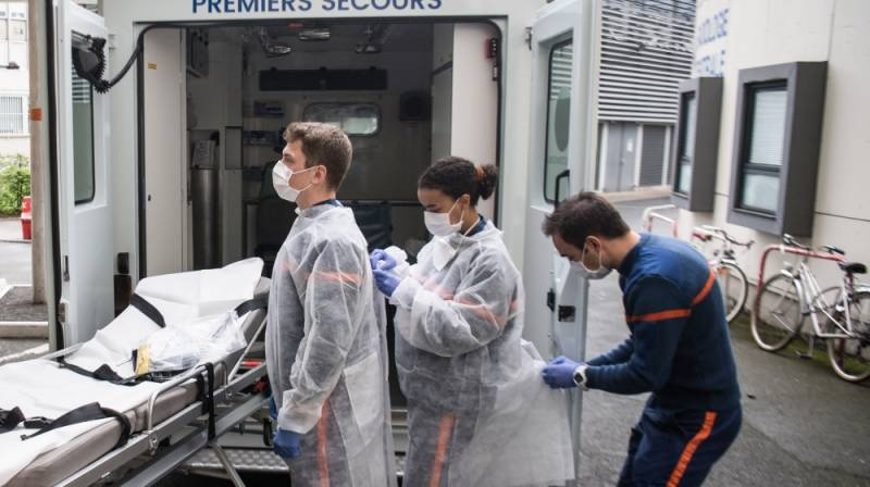 UK virus death toll tops 40,000: government