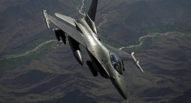 US conducts first airstrikes against Taliban since Afghan ceasefire ends
